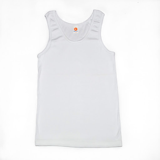 camiseta blanca take two talla s