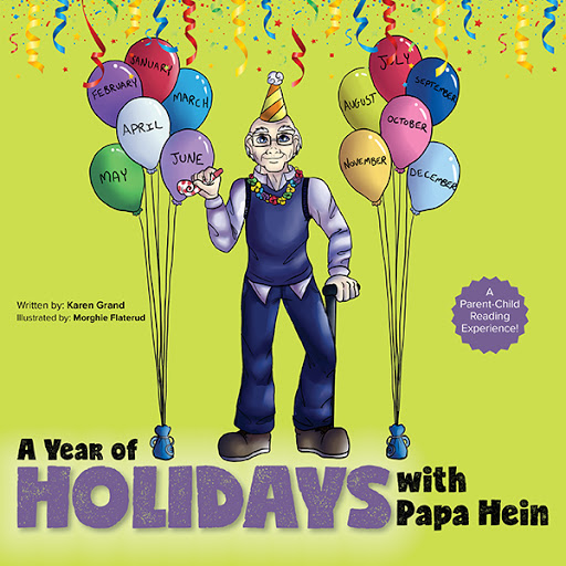 A Year of Holidays with Papa Hein cover