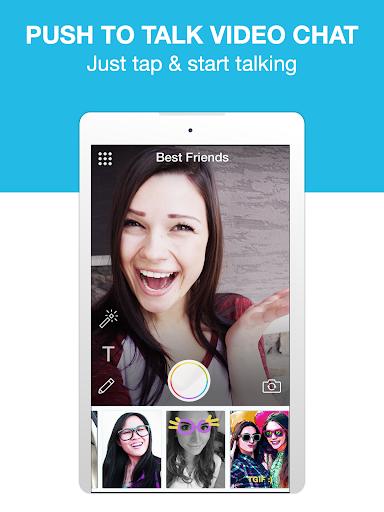 Push-to-Talk Video Chat screenshot 5
