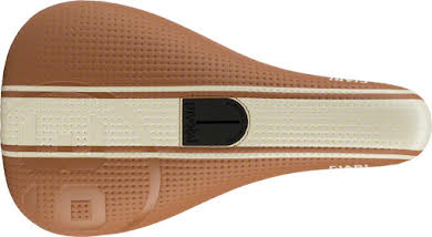 Ciari Corsa 39 Due Expert Pivotal Seat Genuine Leather Tan with White Stripes alternate image 3