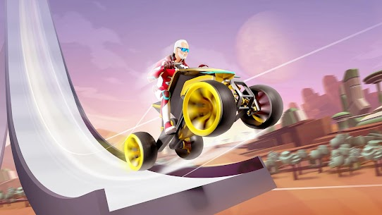 Gravity Rider Zero (MOD, Unlocked All) 3