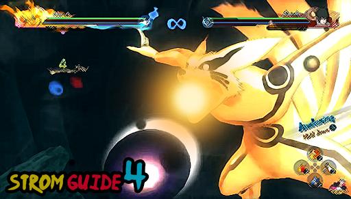 Guide For Naruto Shippuden Ultimate Ninja Storm 4 Apk Download