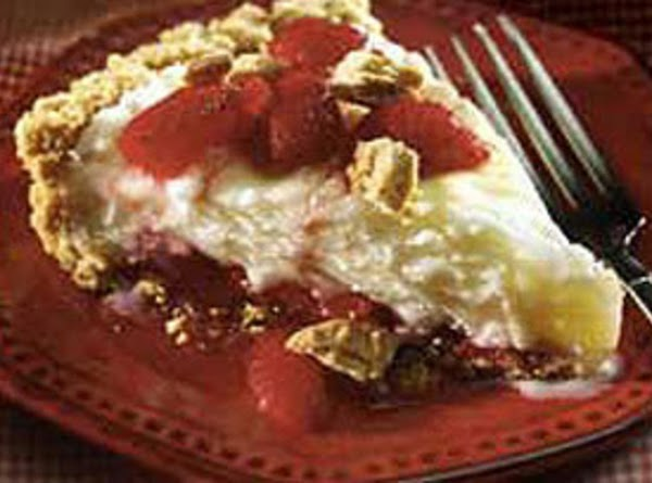 Strawberry Nutter Butter Pie Recipe