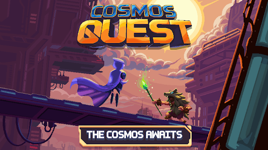 Cosmos Quest Screenshot