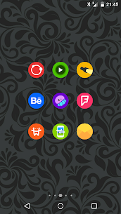 Goolors Circle – icon pack 4.0 Mod Android Updated 2
