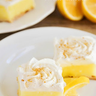Lemon Squares With Lemon Pie Filling Recipes