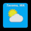 Tacoma, WA - weather icon