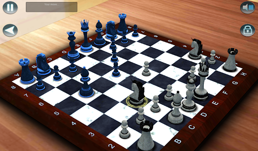 Chess Master 3D Free - náhled
