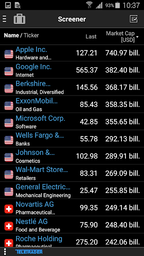 StockMarkets screenshot 5
