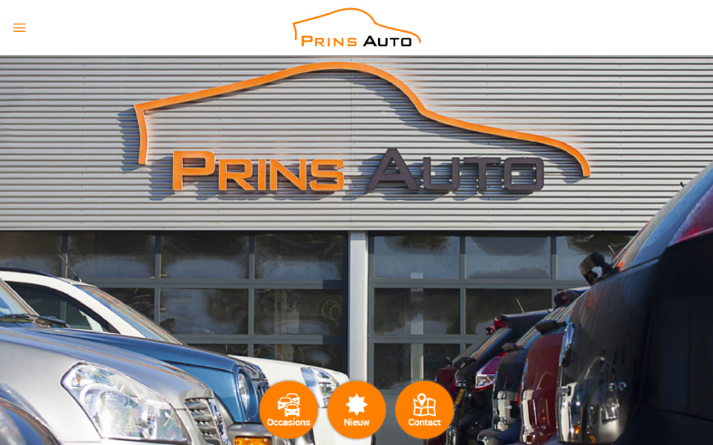 Prins Auto: screenshot