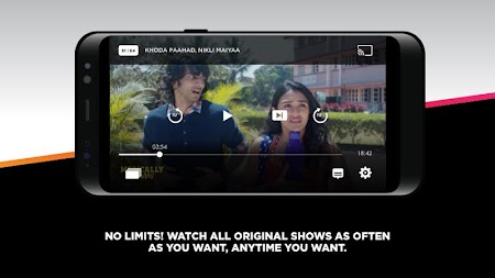 ALTBalaji – Original and Exclusive Indian Shows APK screenshot thumbnail 5