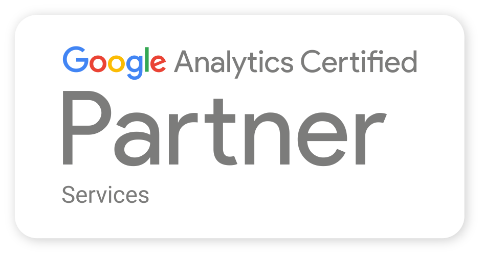 analytics partner badge