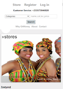 Online Shopping From Ghana screenshot 1