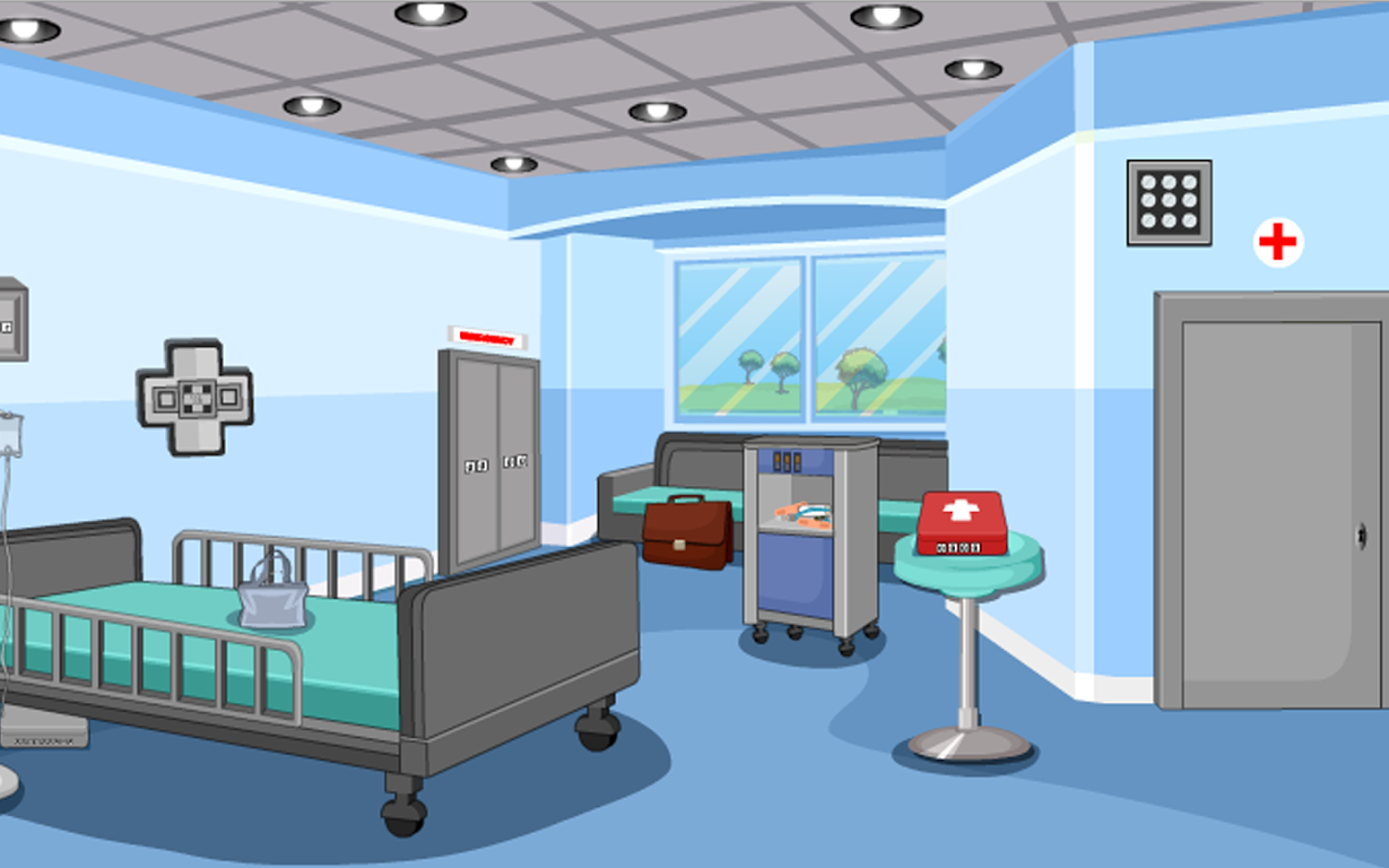 Escape Puzzle Hospital Rooms Android Apps On Google Play