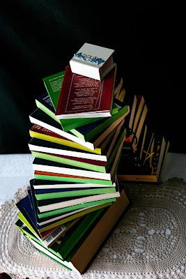 L'altezza è il colore dei libri di marinafranzone