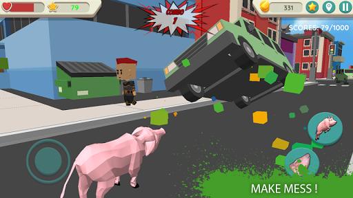 Crazy Pig Simulator 1.043 screenshots 1
