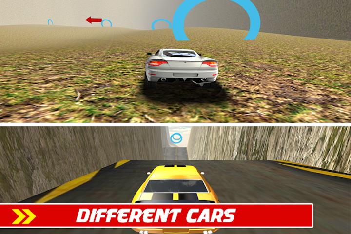android Crazy Car Stunts Simulator Screenshot 2