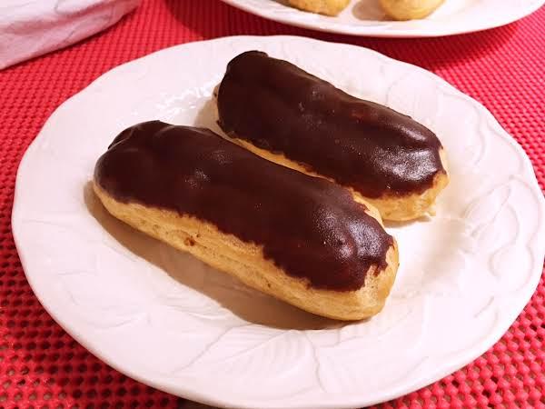 Chocolate Éclairs Recipe