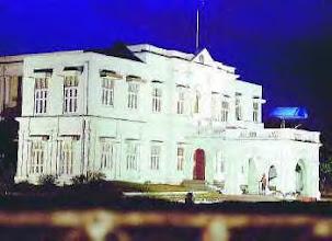 Photo: DGP's office - Masonic Mansion