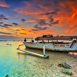 by Made Thee - Transportation Boats