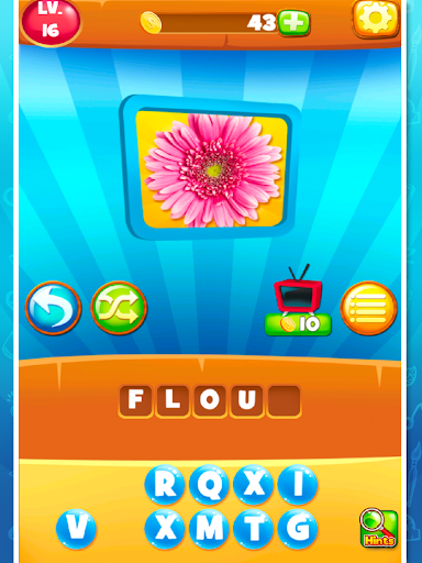 Word Snap - Fun Words Guessing Pic Brain Games 1.0 screenshots 8