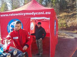 Zdjęcie: Punkt medycznu pod Skrzycznym 18 km !