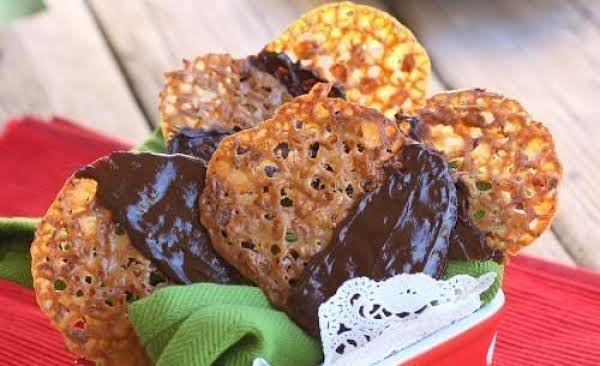 Eloise's Snowflake Cookies Recipe