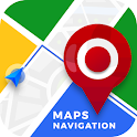Voice Gps Navigation, Driving Street View & Maps icon