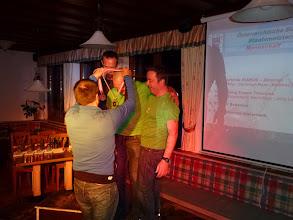Photo: ja! es ist soweit, der hart erkämpfte Platz 3 in der Mannschaftswertung der Österreichischen Staatsmeisterschaft gehört den Swans