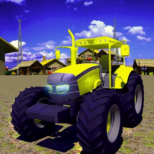 Euro Farm Equipment : Tractor Driving Simulator