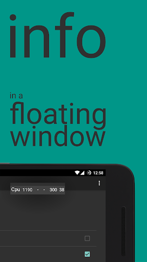 cpu float screenshot 2