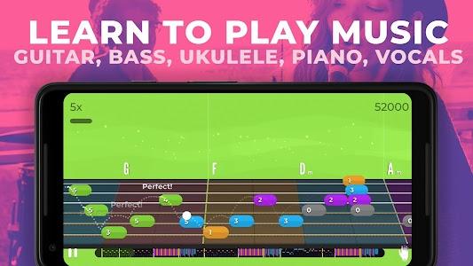 Yousician - Learn Guitar, Piano, Bass & Ukulele 3 8 0