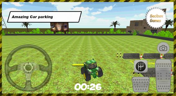 3D-Tractor-Car-Parking 6