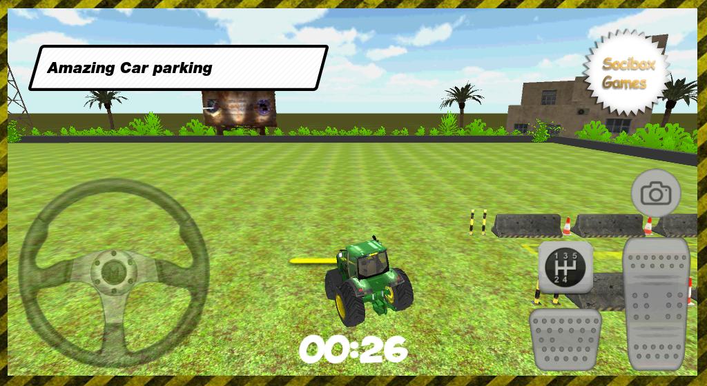 3D-Tractor-Car-Parking 22