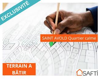 terrain à batir à Saint-Avold (57)