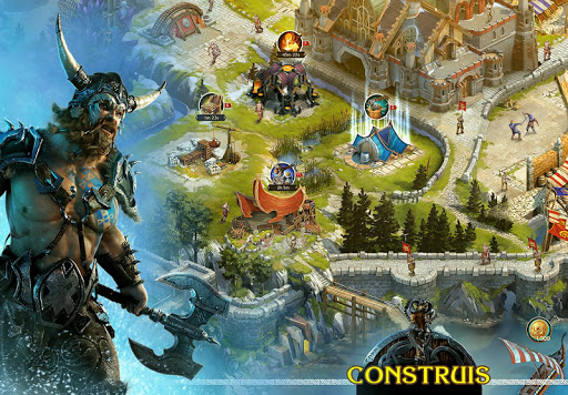 Vikings: War of Clans  code Triche 1