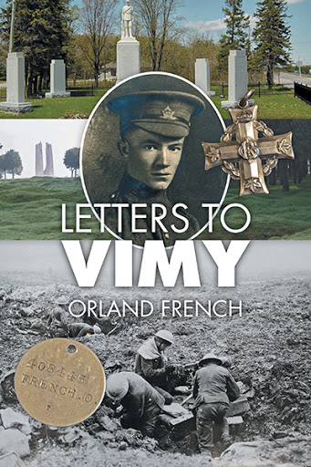 Letters to Vimy cover