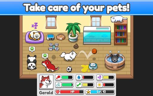 Pet Idle filehippodl screenshot 11