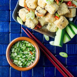 Crispy Salt And Pepper Tofu