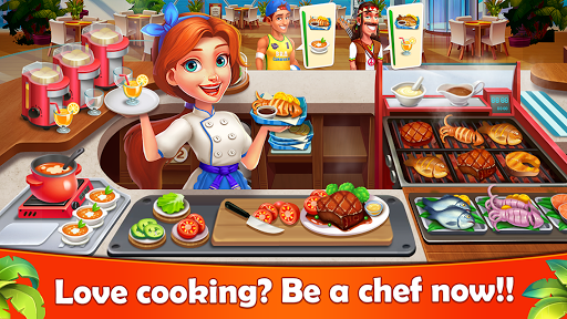 Cooking Joy - Super Cooking Games, Best Cook!  screenshots 1