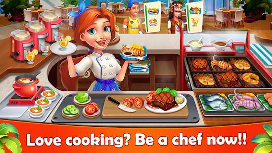 Cooking Joy – Super Cooking Games, Best Cook! 1