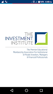 The Investment Institute- screenshot thumbnail