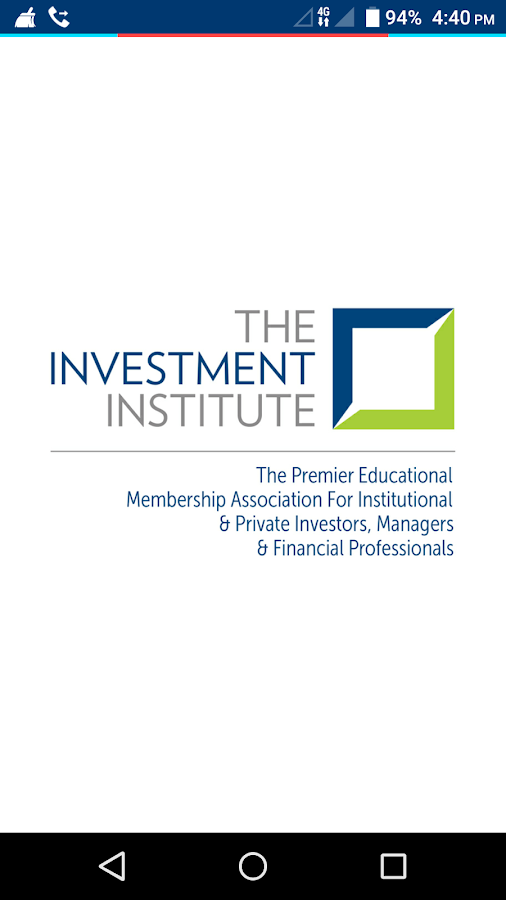 The Investment Institute- screenshot