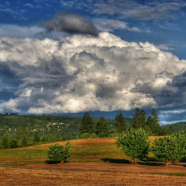 by Todd Klingler - Landscapes Cloud Formations