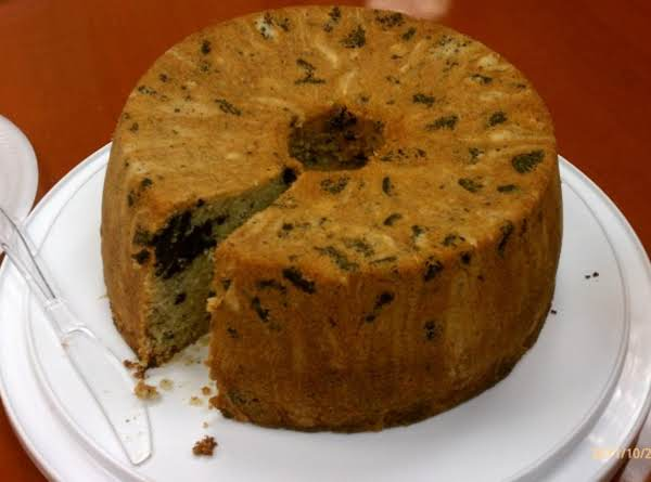 Oreo Cookie Pound Cake Recipe