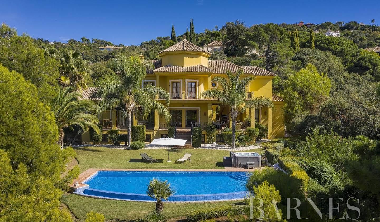 Villa with terrace Málaga