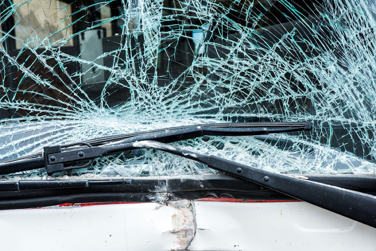 A long-distance minibus taxi crashed in the Eastern Cape on Monday, killing five children.