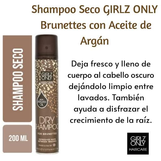 Champú Girlz Only Brunettes 200 Ml
