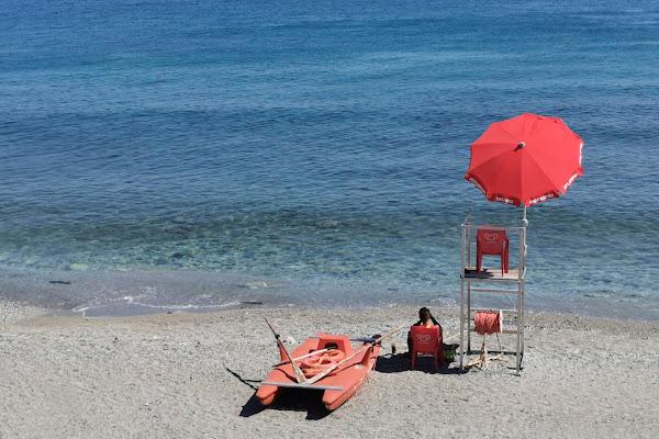 lifeguard at lunch break di Rodema