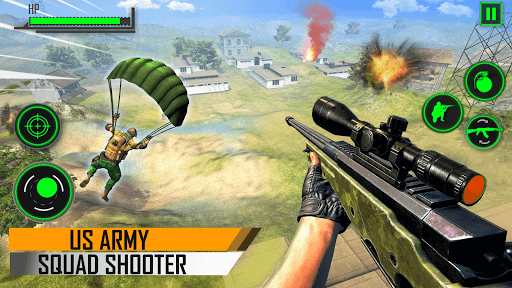 US Army Counter Terrorist Mission FPS Shooting  screenshots 1